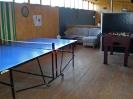 Tischtennis und Kicker